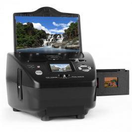 OneConcept Dia-film-fotó szkenner kombó oneConcept 179B, SD