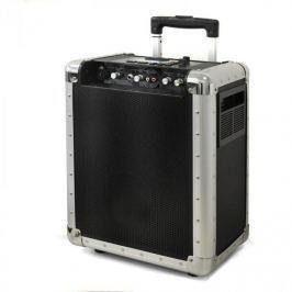 Hordozható DJ-PA-készülék kocsi Skytec USB-SD-MP3 Akku