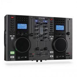 Skytec STX-95 DJ kontroller 2 MP3 lejátszóval, USB bemenet