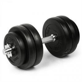 Klarfit egykezes súlyzó, 6 súly, 15 kg-os