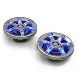 Auna CS-LED5 hangfalpár autóba, 600 W, 13 cm, LED