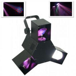 Beamz LED Triple Flex, LED diódás fényhatás, 8 csatorna