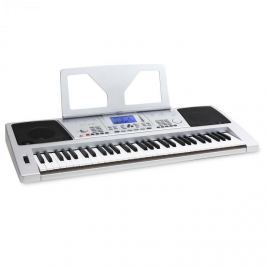 SCHUBERT Sub 61S USB MIDI szintetizátor, 61 billentyű, ezüst