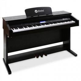 SCHUBERT elektromos zongora, 88 billentyű, MIDI, 3 pedál