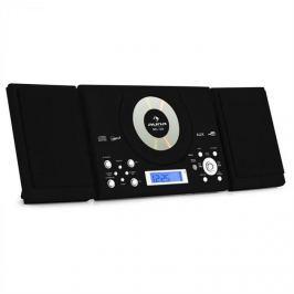 Auna MC-120 sztereó készülék, MP3/CD lejátszó, USB, fekete