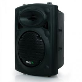 """Ibiza SLK-8A aktív hangfal, 20 cm (8""""), 300 W, USB, SD, MP3"""