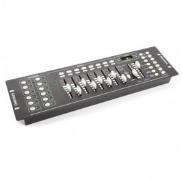 Beamz DMX 192S Controller, 192 csatorna, MIDI