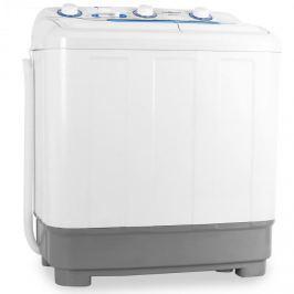 OneConcept DB004 mini mosógép centrifugáló funkciól, 4,8 kg