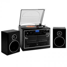Auna 388-BT sztereó eszköz, gramofon, magnetofon