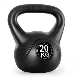Klarfit Kettlebell, gömbsúly, kettlebell súlyzó, 20 kg