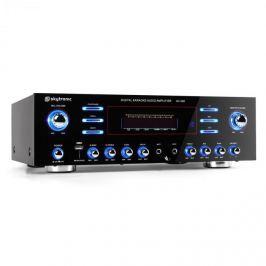 Skytronic 103.212 AV-340 5-KANAL PA-VERSTÄRKER KARAOKE USB MP3