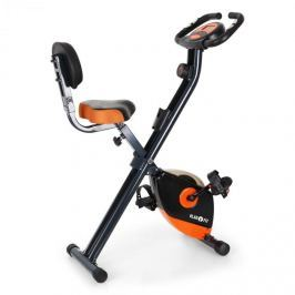 Klarfit X-Bike 700, szobabicikli, pulzus mérő, 110 kg