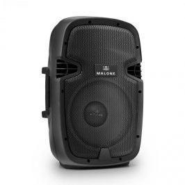 """Malone PW-2110, 200 W, aktív hangfal, 25 cm (10""""), fekete"""