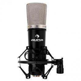 Auna CM003 kondenzátor mikrofon, XLR, függesztett tartó