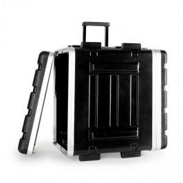 "FrontStage ABS-Trolley flightcase, rack case, koffer, 19"", 4 U"