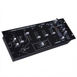 Ibiza DJM90USB-BT 5 csatornás mixerpult, USB, bluetooth, SD, rack