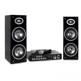 LTC Karaoke Star3 WM, karaoke szett VHF, USB, BT, Mik