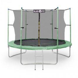 Klarfit Rocketstart XXXL, 400 cm trambulin, biztonsági háló