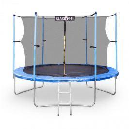 Klarfit Rocketboy XXXL, 400 cm trambulin, biztonsági háló