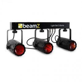 Beamz 3-Some, világítószett, 4 részes, LED