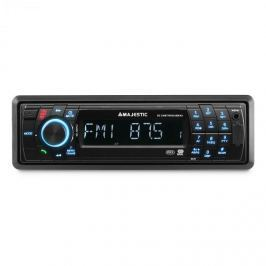 Majestic SD 236, autórádió, bluetooth, USB, SD, AUX, RDS
