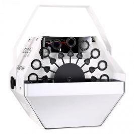 Ibiza Light LBM-10, szappanbuborék fújó gép, fehér
