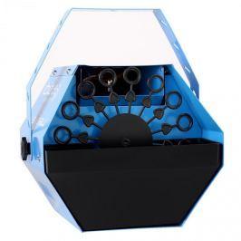Ibiza Light LBM-10, szappanbuborék fújó gép, kék