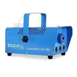 Ibiza LSM400 LED-BL mini füstgép, kék LED