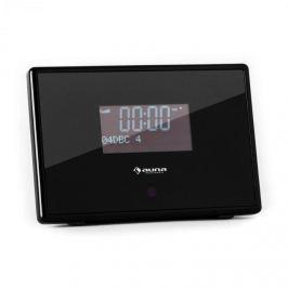 Auna Dabstar DAB/DAB+ digitális rádió, FM/AM, RDS, ébresztőóra, fekete
