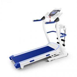 Klarfit Pacemaker FX5, futópad, 1,5 LE, 12 km/h, pulzus mérő, masszázs berendezés, felülések