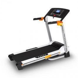 CAPITAL SPORTS Pacemaker X20, futópad, profi házi edző, 1,75 lóerő, 16 km/h, pulzusmérő, ezüst