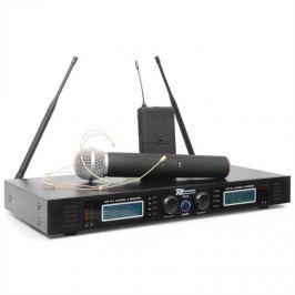 Power Dynamics PD732C, 2 x 16 csatornás UHF vezeték nélküli mikrofon rendszer
