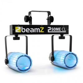 Beamz 2-Some Clear LED fényszett, RGBW, mikrofon