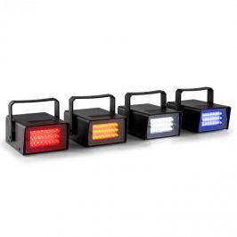 Beamz Mini, négy LED RGBW stroboszkóp készlete