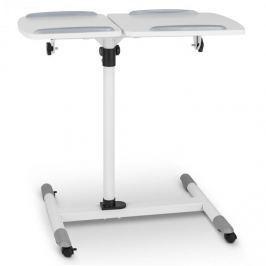 FrontStage TS-5, projektor asztal, 2 lehajtható tartó lap, max. 10 kg, állítható