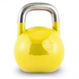 CAPITAL SPORTS Compket 16, sárga, 16 kg, verseny kettlebell, gömbsúlyzó