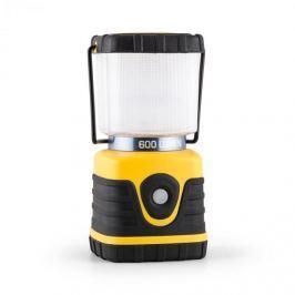Yukatana Yantlia, sárga, kemping lámpa, LED, akkumulátor, szögletes, 600 lumen