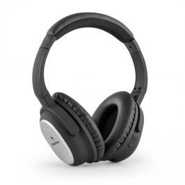 Auna BNC-10, fülhallgató aktív zajtompítással, bluetooth 4.1, akkumulátor