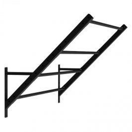 CAPITAL SPORTS Dominant Edition, Monkey Ladder, mászóelem, 168 cm, acél, fekete