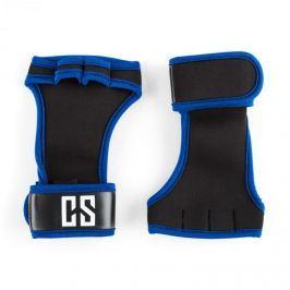 CAPITAL SPORTS Palm PRO, kék-fekete, súlyemelő kesztyű, M méretű