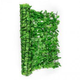 Blumfeldt Fency Bright Ivy, világoszöld, borostyán, kerítés, védelmet nyújt a kíváncsi tekintetekkel és a széllel szemben, 300 x 100 cm