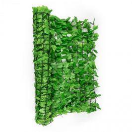 Blumfeldt Fency Bright Ivy, világoszöld, borostyán, kerítés, védelmet nyújt a kíváncsi tekintetekkel és a széllel szemben, 300 x 150 cm