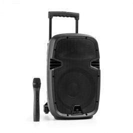Malone Bushfunk 25 aktív PA hangfal, 500 W, bluetooth, akkumulátor, USB, SD, MP3, VHF