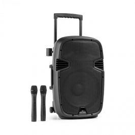 Malone Bushfunk 30 aktív PA hangfal, 700 W, bluetooth, akkumulátor, USB, SD, MP3, VHF