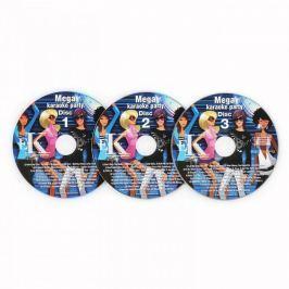 Auna karaoke CD+G set, 3 darabos készlet