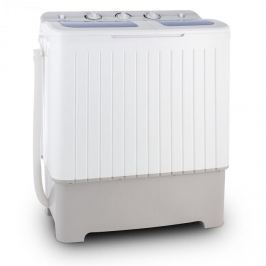 OneConcept Ecowash XXL, 8,5 kg, mosógép centrifuga