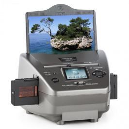 OneConcept 979GY Combo dia-film-fotó szkenner, 14MP, SD, USB