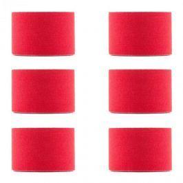 CAPITAL SPORTS Bondies, kineziológiai tapasz, 6 tekercs, 5 cm széles, 5 m hosszú, elasztikus