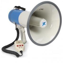 Vexus MEG060, megafon, 60 W, felvételkészítő funkció, sziréna, USB, SD, AUX, szíj mellékelve