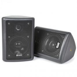 Skytec kétutas sztereó hangfalpár, fekete, max. 75 W, szereléshez szükséges anyagok mellékelve